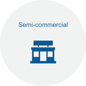 semi commercial - Commercial